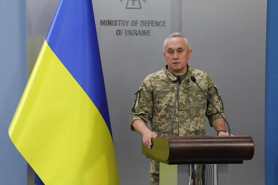 начальник медичної служби ЗСУ полковник медичної служби Ігор Хоменко