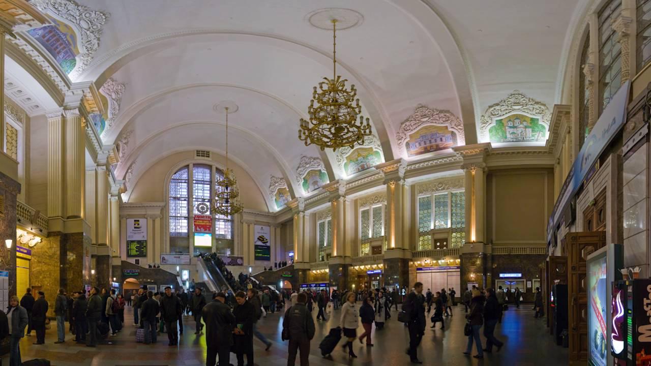 Київський центральний залізничний вокзал