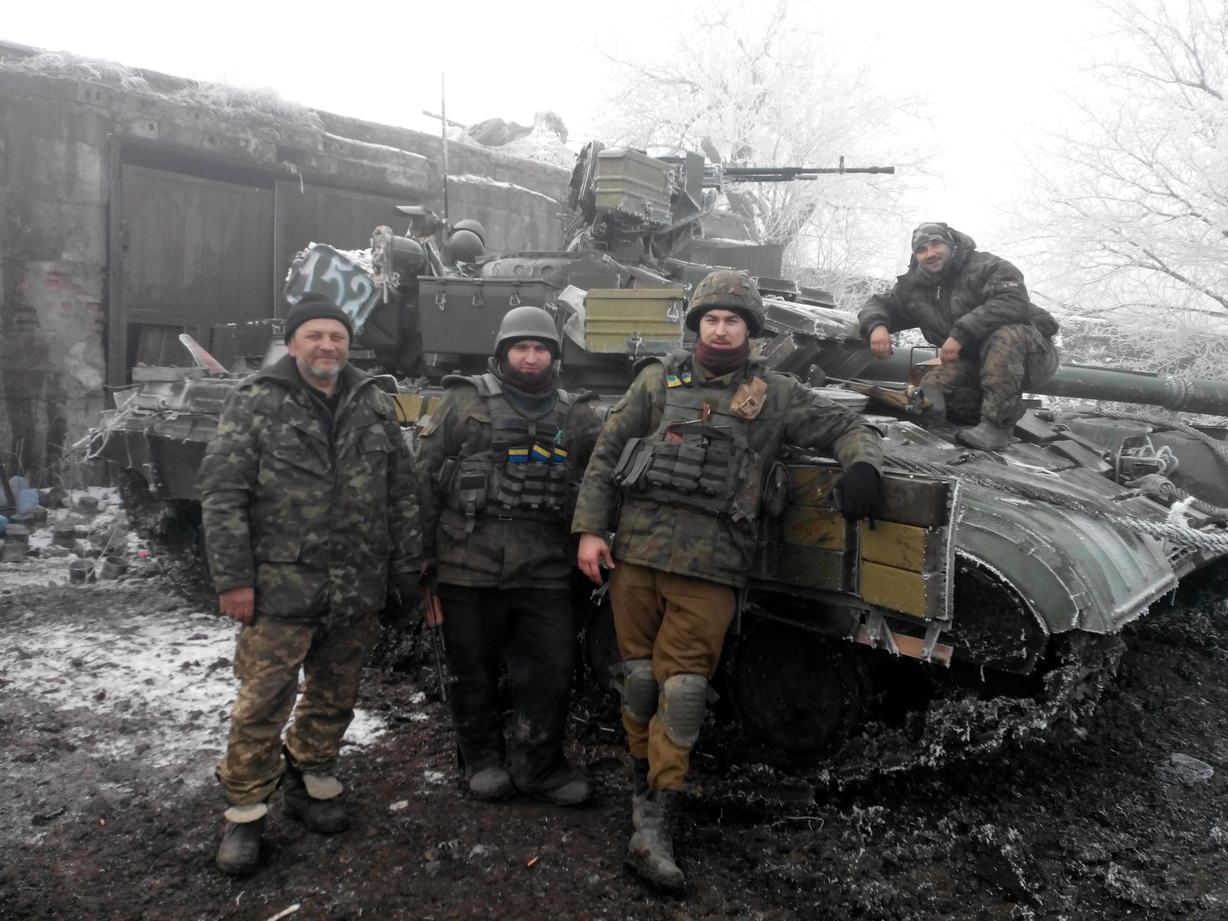 Побоїще під Спартаком 2015