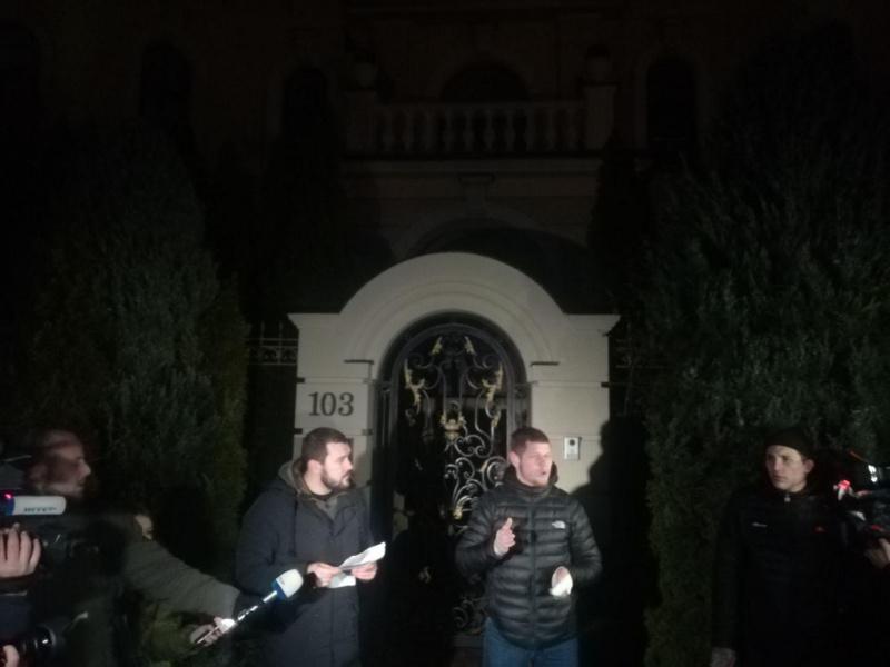 Розкрадаєш оборону України - відрубаємо руки