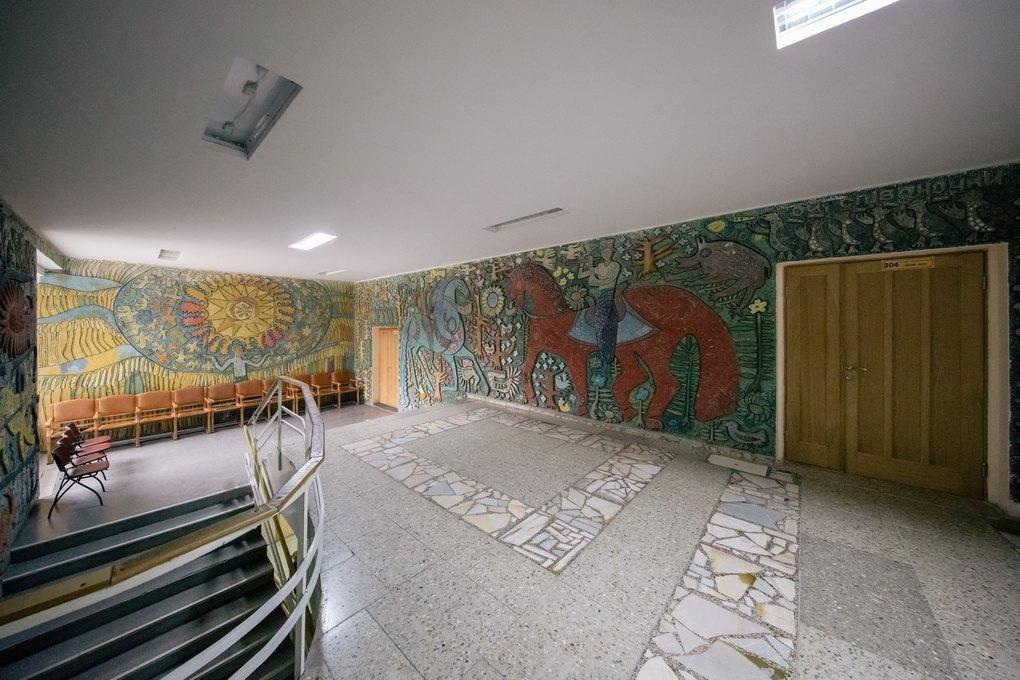 Архитектура советского Киева