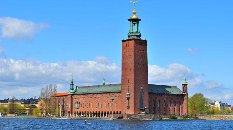 Стокгольмська ратуша