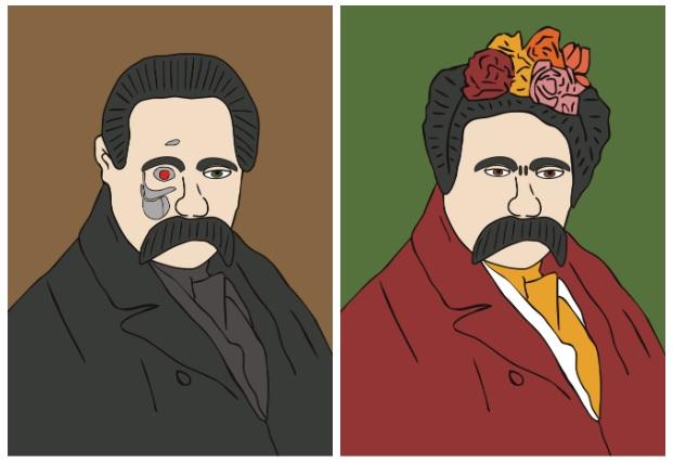 Квантовий стрибок Шевченка