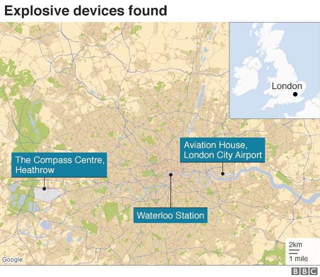 Лондон вибухівка