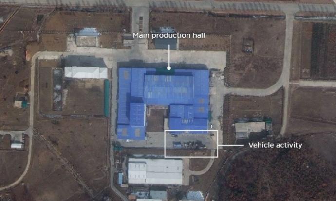 КНДР може готувати новий пуск балістичної ракети
