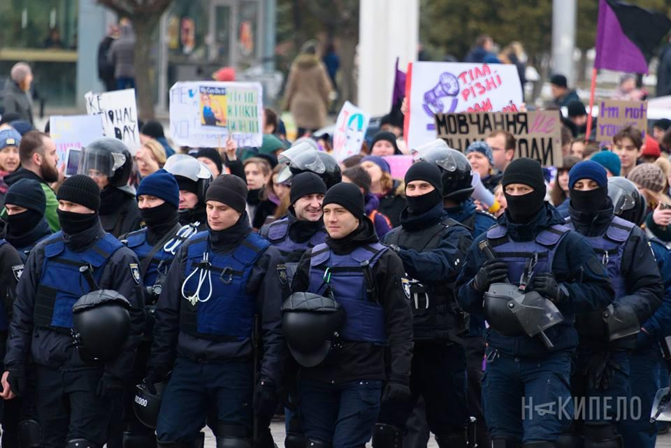 Марш жіночої солідарності
