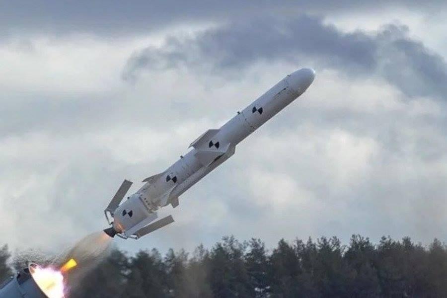 """Українська сучасна крилата ракета """"Нептун"""""""