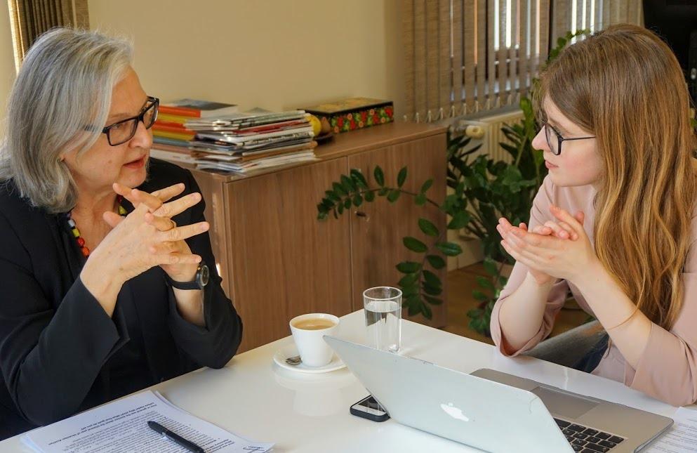 Посол Австрії в Україні Герміне Поппеллер