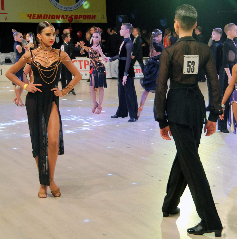 """30-й фестиваль танців """"Парад надій"""""""