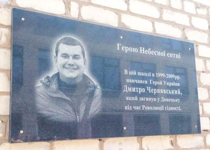 Дмитро Чернявський