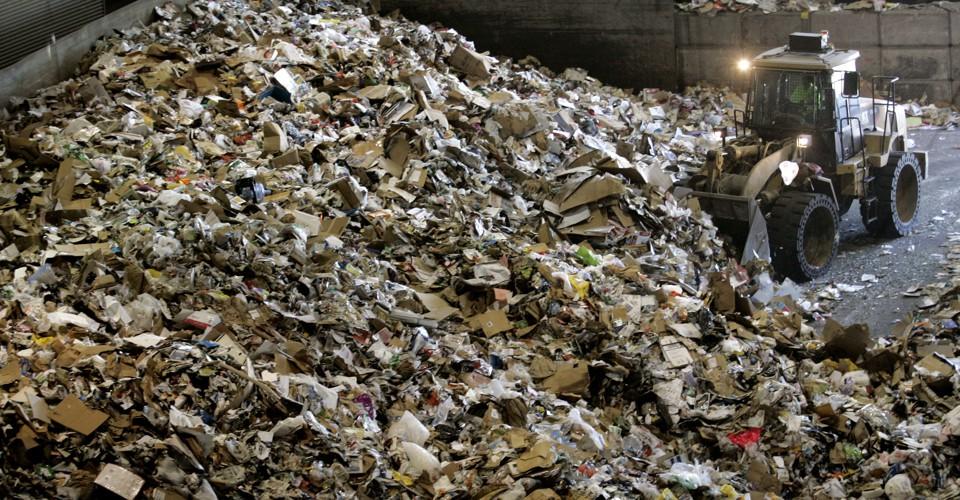 переробка відходів