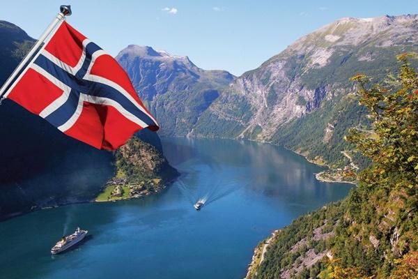норвегія повітря