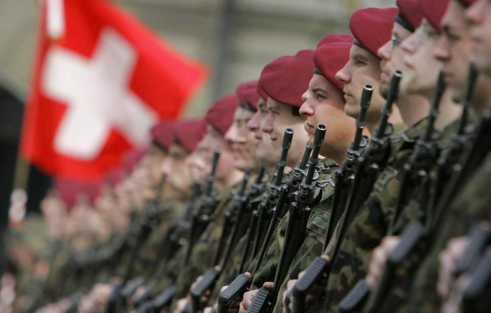 Армія Швейцарія