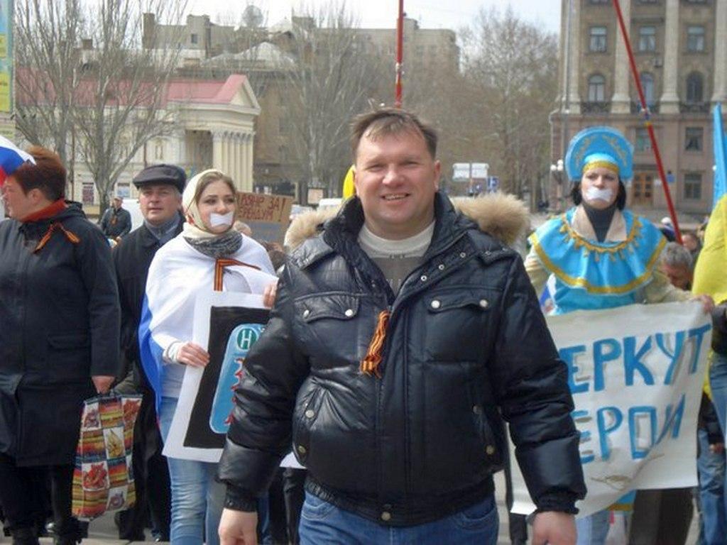 Мітинг у Миколаєві