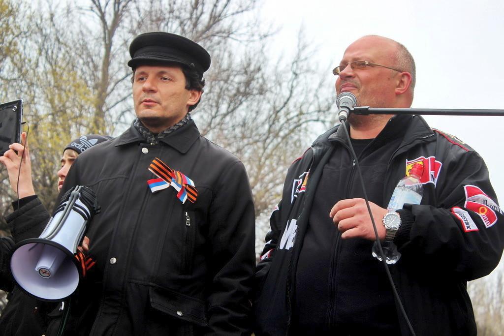 Лідер запорізького Антимайдану Артем Тимченко