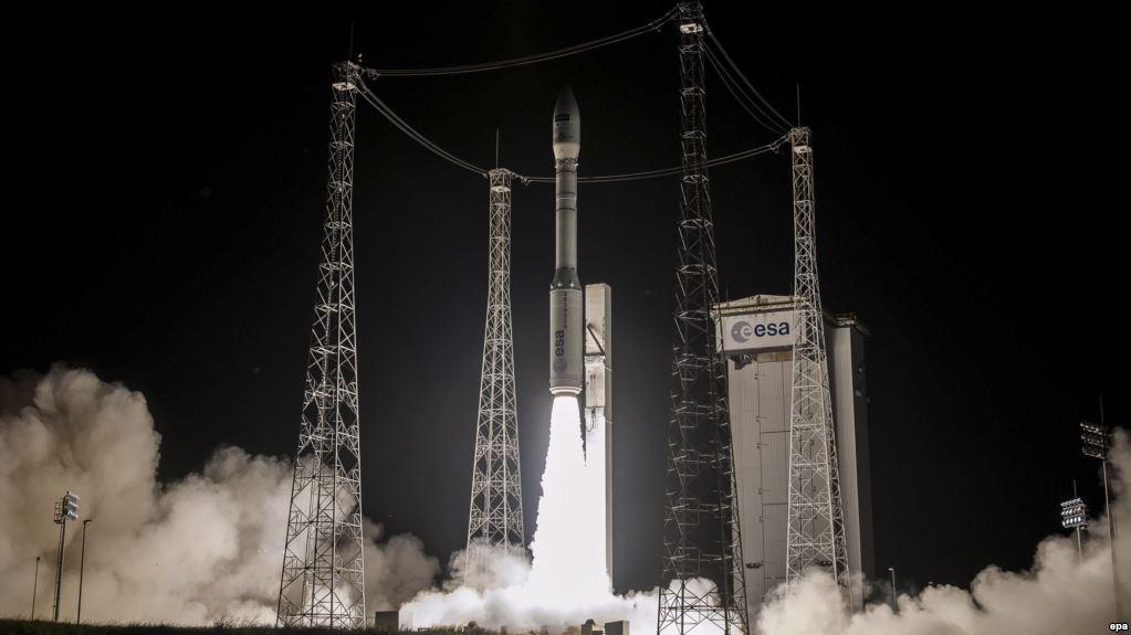 ракета-носій «Вега»