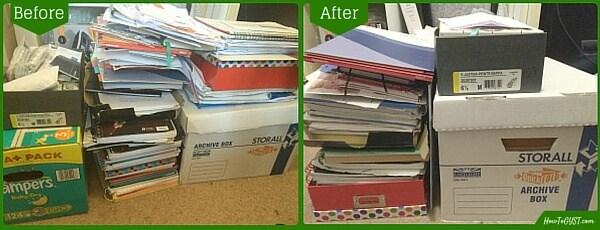 Метод Конмарі як скласти папери навести порядок в документах