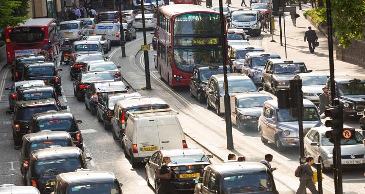 транспорт лондон