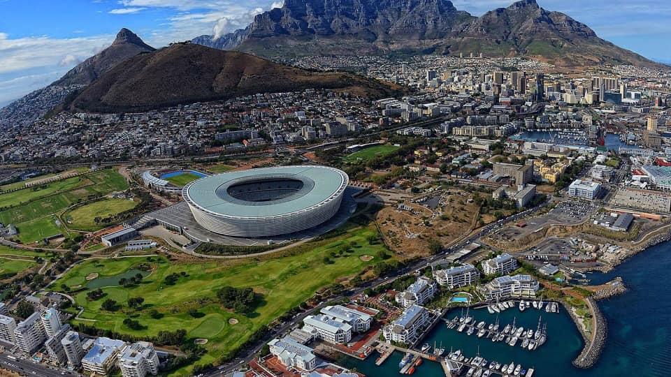 Кейптаун, Південна Африка