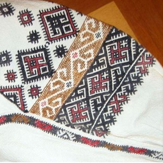 Одеська область вишиванка