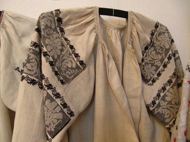 Сорочки-вишиванки Сумщини