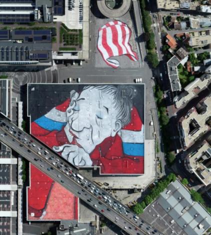 найбільше графіті у Європі