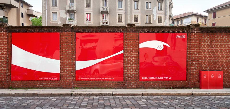 Coca-Cola запускає кампанію з сортування сміття