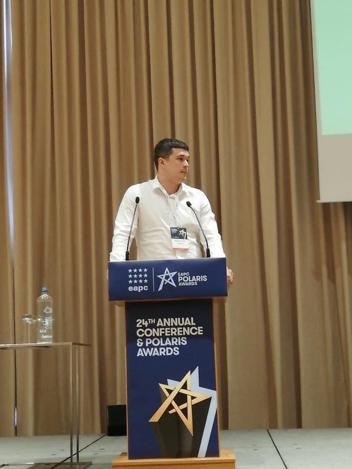 Передвиборча кампанія Зеленського здобула 7 нагород премії Європейської асоціації політичних консультантів