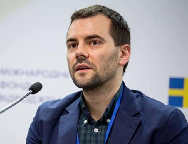 Олександр Маріковський