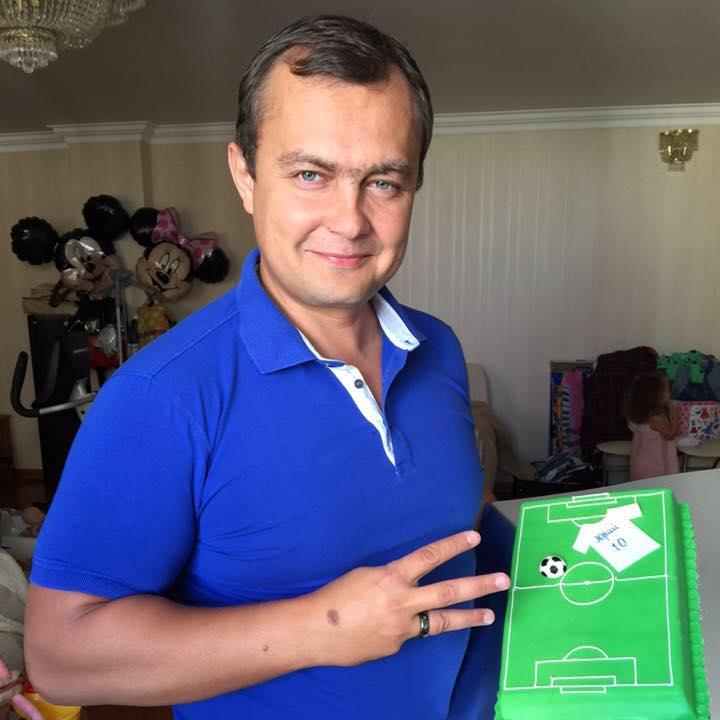 Юрій Аристов
