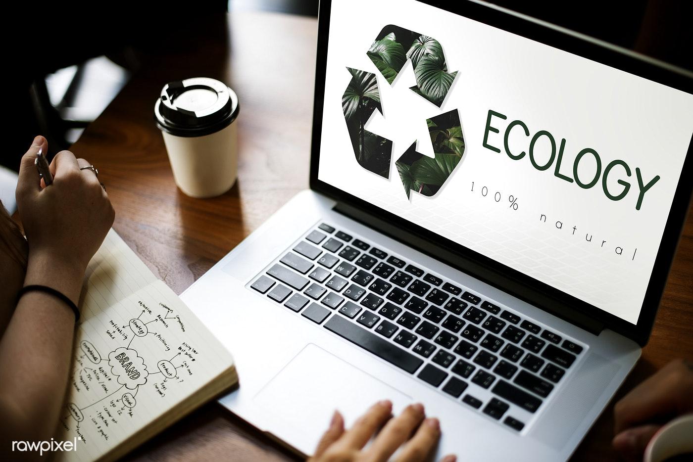 экология ноутбук