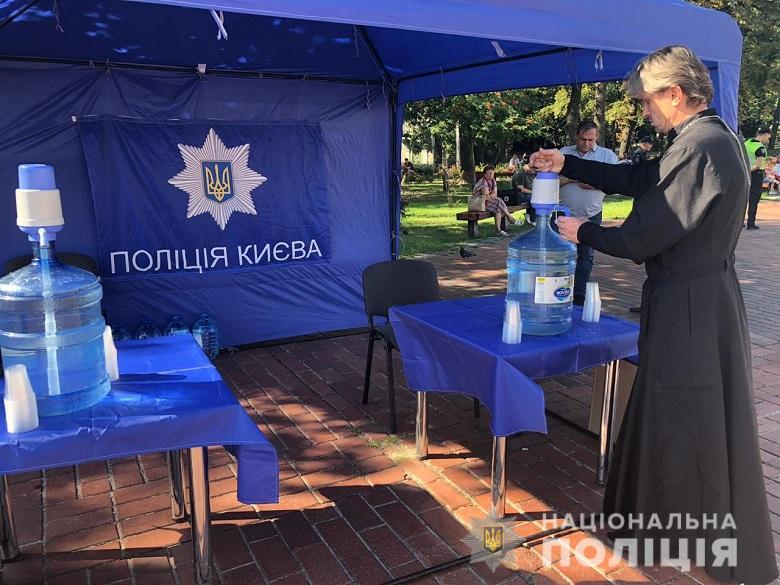Поліція Річниця Хрещення Руси-України