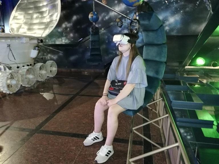Музей космонавтики в Житомире запустил виртуальные экскурсии