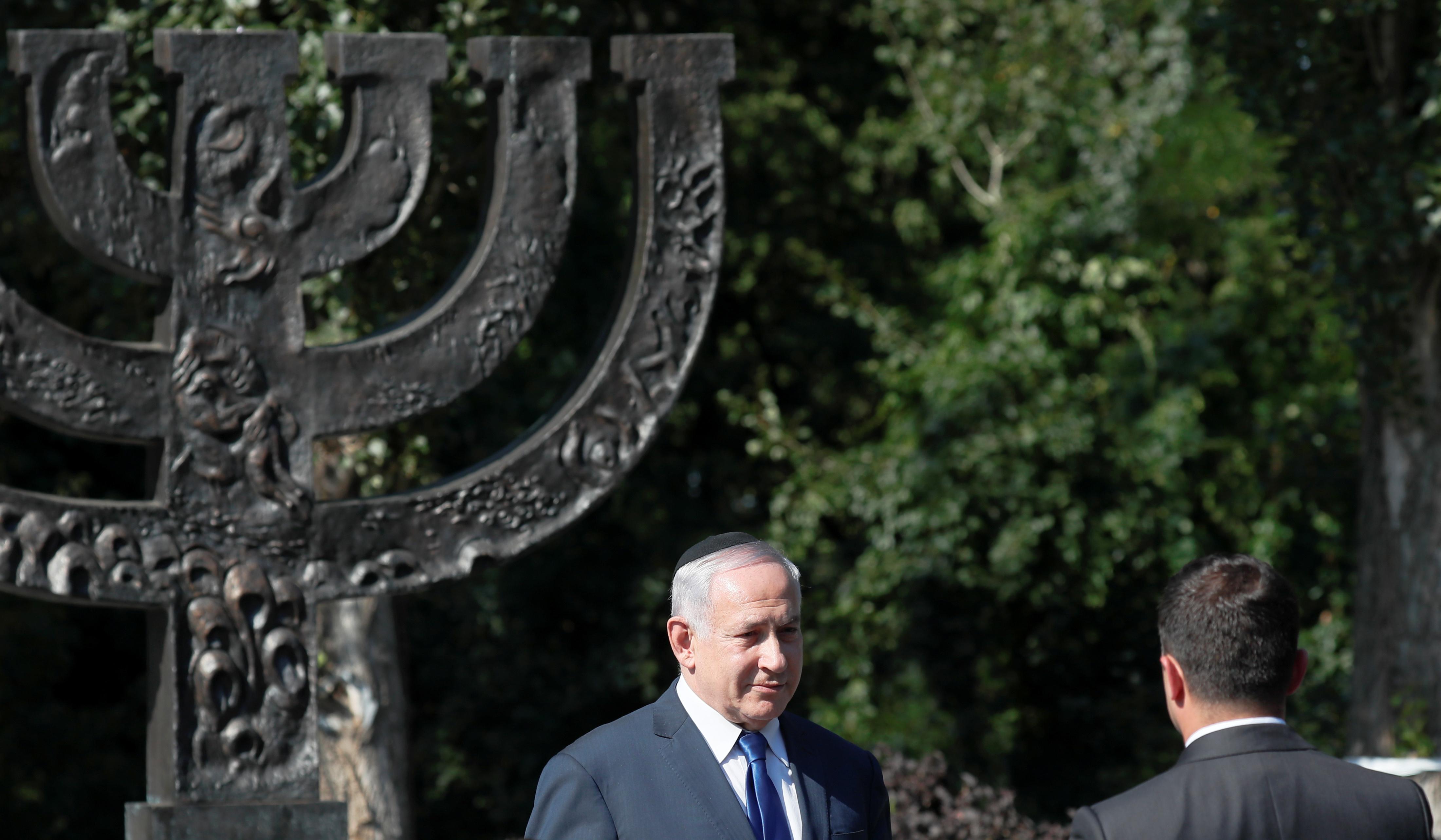 Нетаньягу Зеленський