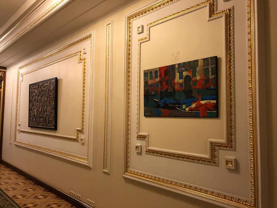 картини офіс президента