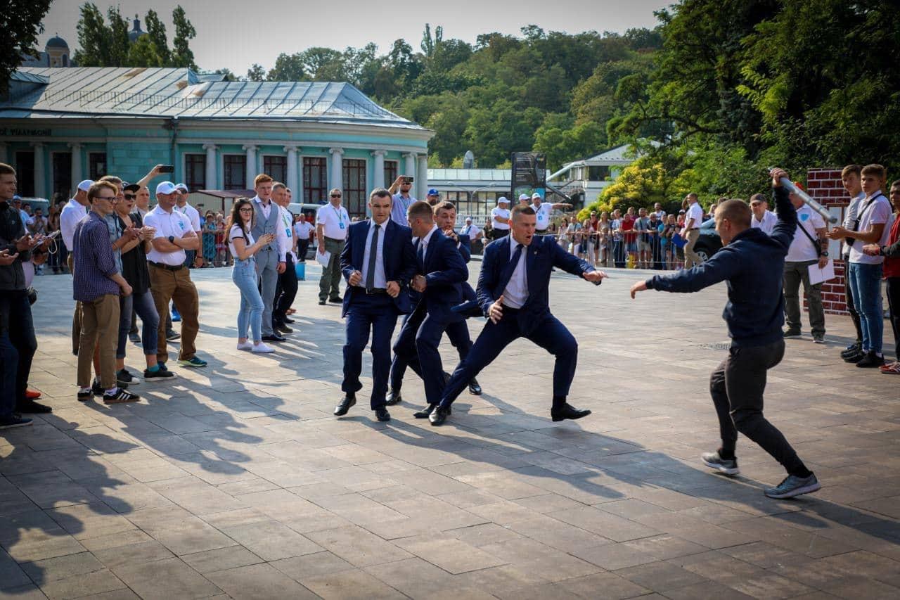 Охоронці Зеленського вибороли золото на Чемпіонаті світу Bodyguard-2019