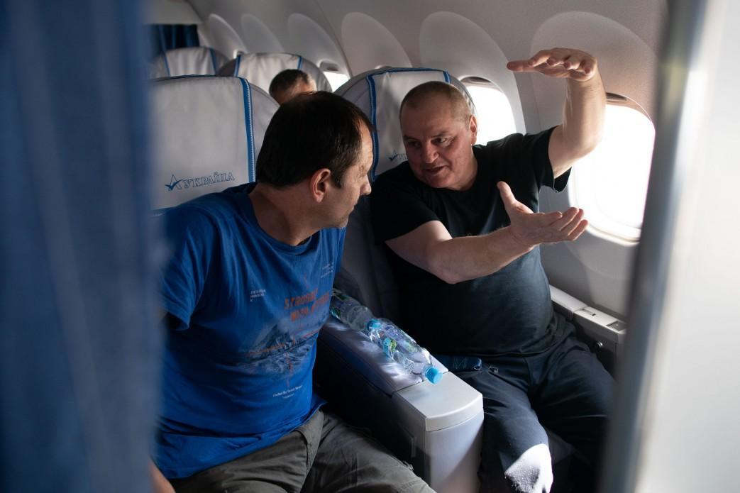 повернення бранців кремля