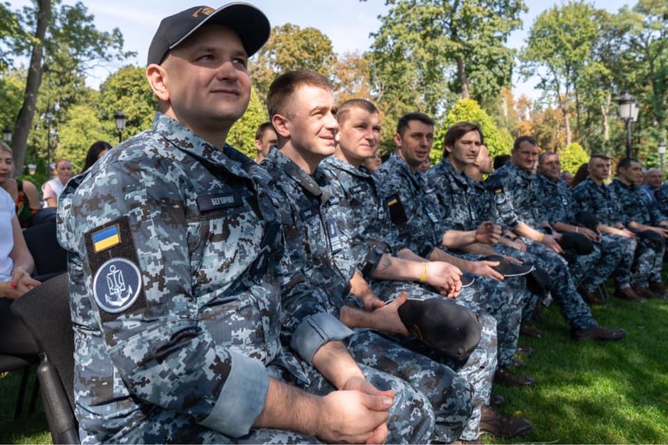 зеленський моряки