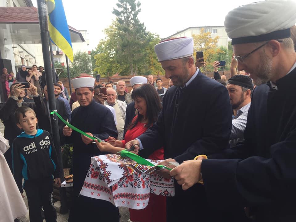 На Луганщині відкрили найсхіднішу мечеть України