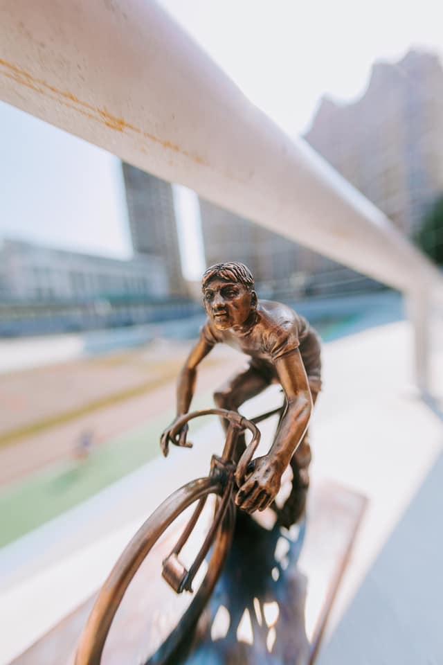 шукай велосипедист