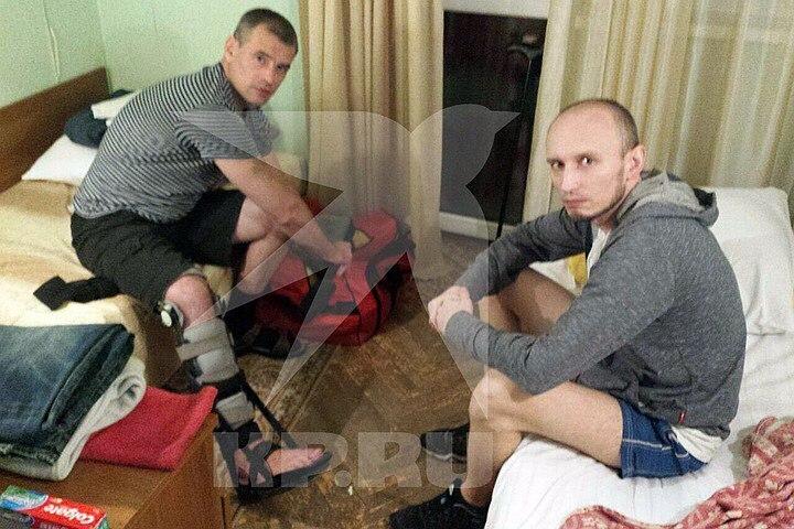 фото російських учасників обміну