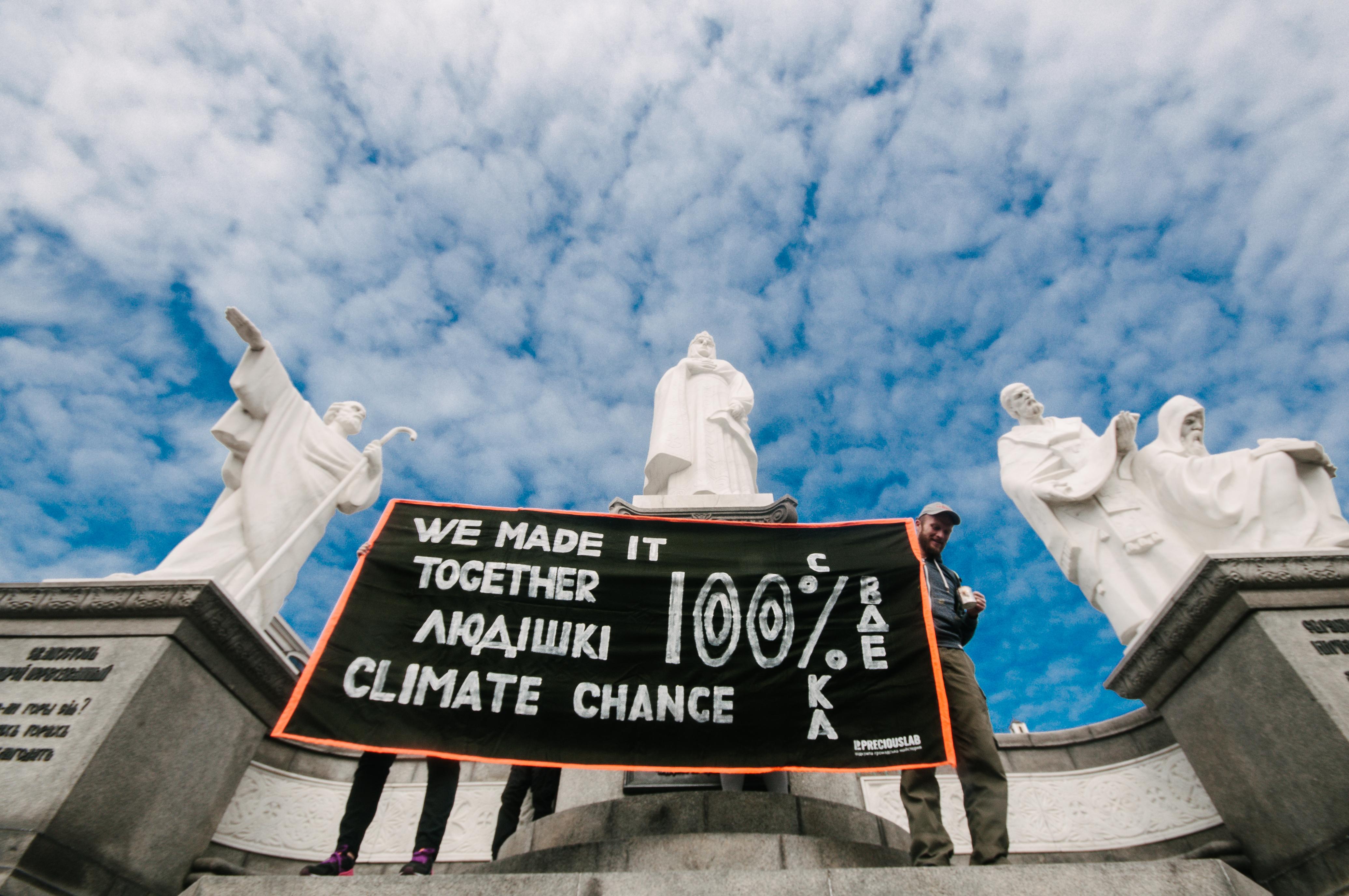 клімат