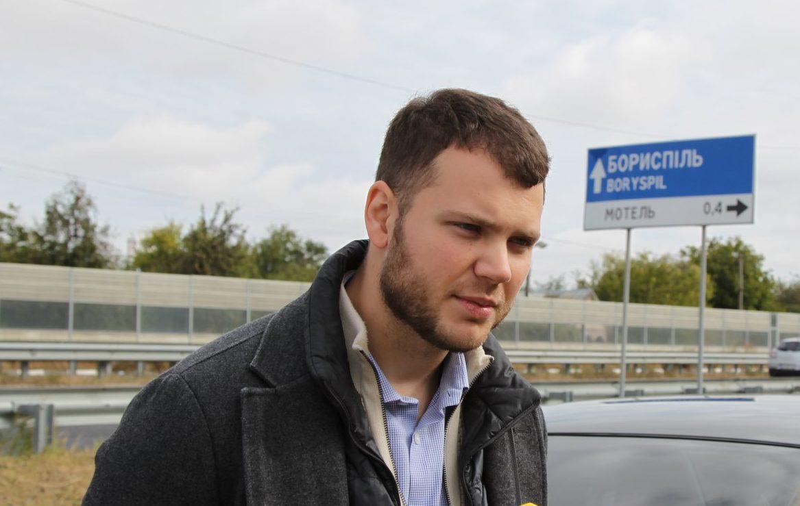 Міністр інфраструктури Владислав Криклій