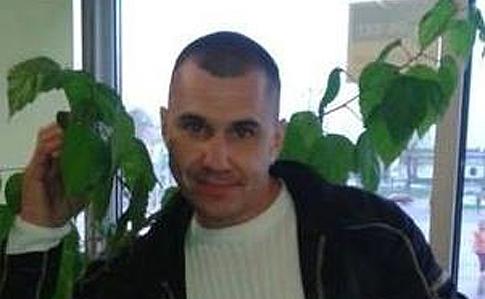 Загиблий розвідник Олександр Колодяжний