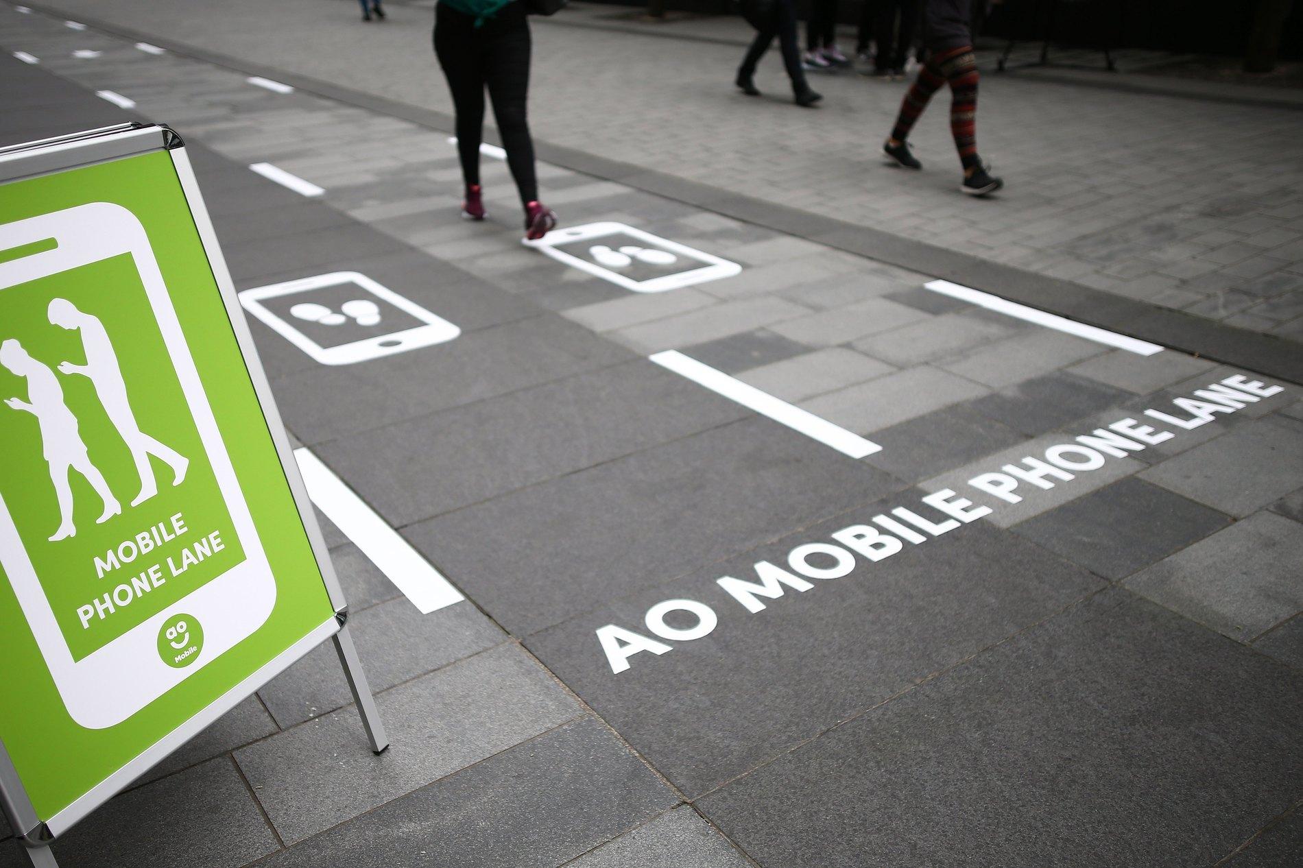 манчестер дорога для смартфона