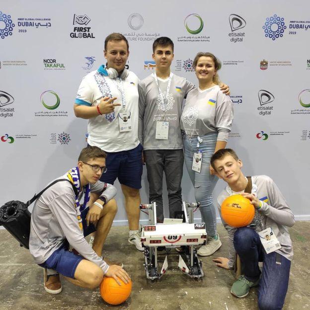 роботехніка українці