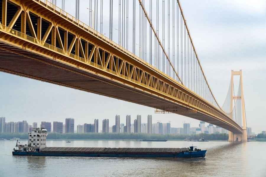 підвісний міст китай