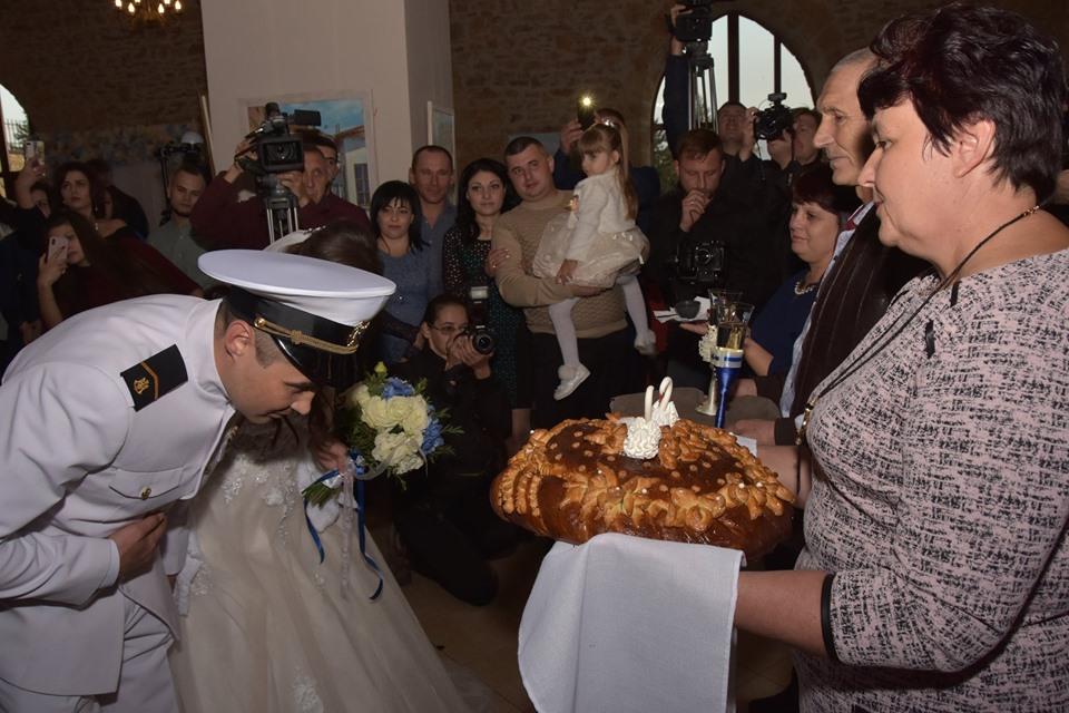Віктор Беспальченко весілля