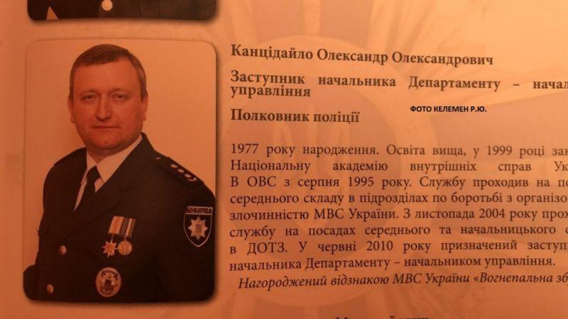 Олександр Канцідайло