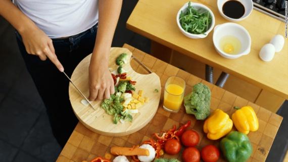 как перестать выбрасывать еду